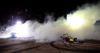 Red Bull Infiniti F1 Showcase