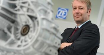 ZF CEO Dr. Stefan Sommer