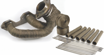DEI Introduces Header Exhaust Wrap Kit Designed for 2007-2011 Jeep JK