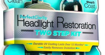 Perfect Headlight Restoration Kit