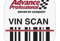 Advance-vin-scan
