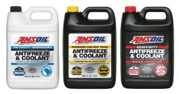 AMSOIL- Antifreeze-Engine- Coolant