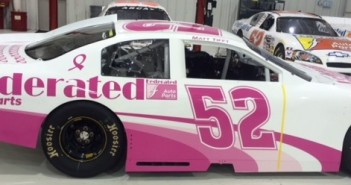 Pink Federated Car