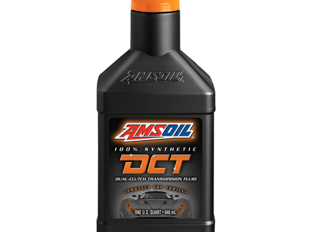 Amsoil Introduces New Synthetic Dual Clutch Transmission