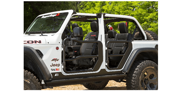 Rugged Ridge A Leading Manufacturer Of High Quality Jeep Truck And Off Road Parts Accessories Announced The Addition Its New Front Rear Tube
